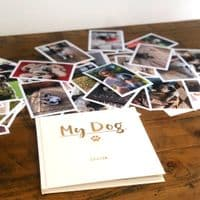 Personalised Puppy Journal